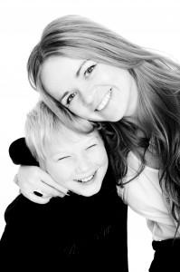familieportræt hos fotograf myboudoir