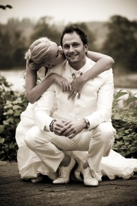 Bryllupsbilleder af Anna kjærulff - Myboudoir - Stjernestudiet